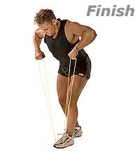 Image 2 - Bent-Over Row with Sissel Physio Toner